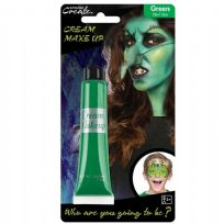 Green Cream 28ml Make Up Tube